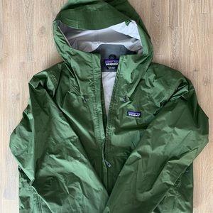 Patagonia Men's Torrentshell Jacket Buffalo Green